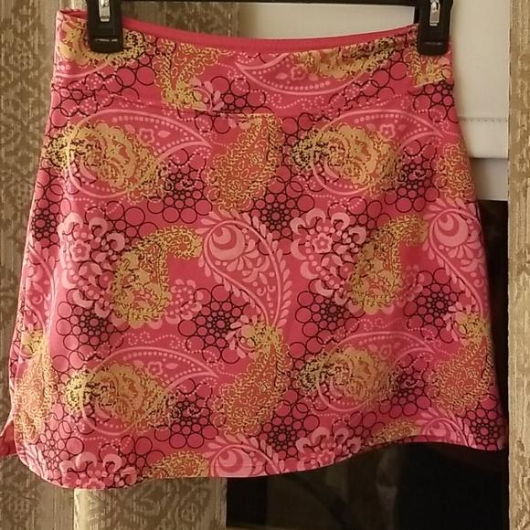 Lola tennis golf skirt skort XS